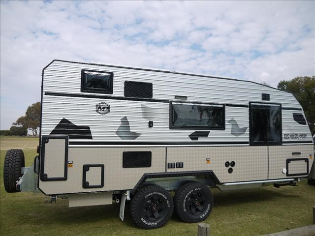 masterpiece caravans optimum 19'6 off road 435465 001