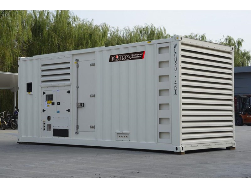 gogopower brand new dp1250c5s-au cummin powered generator 1250kva 433907 002