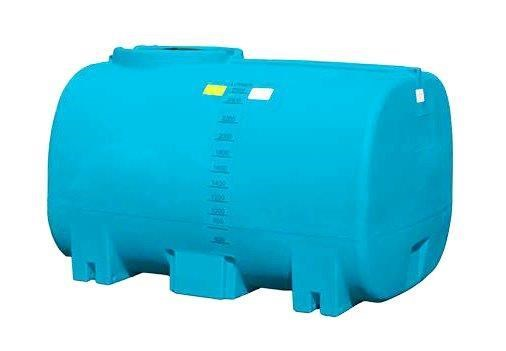 aqua-v 2500l water cartage tank - free standing water tank [stc02500to] [tfwater] 435490 001
