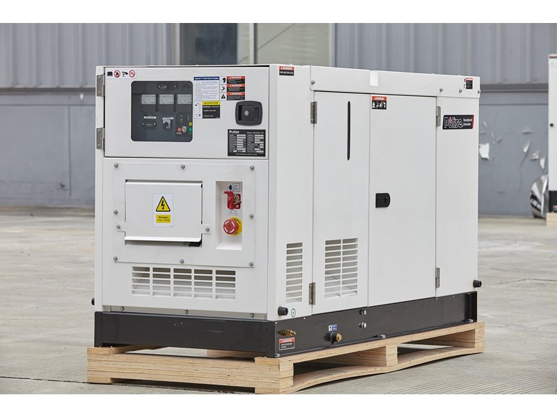 gogopower brand new ds10x5s-au potise powered generator 10kva 433897 002
