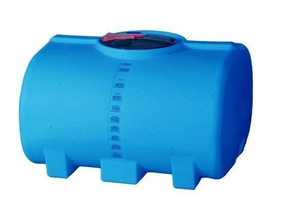 aqua-v 1000l water cartage tank - free standing water tank [stc01000to] [tfwater] 243643 001