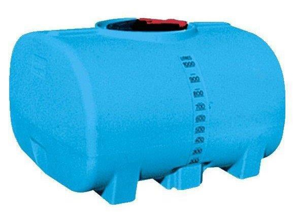 aqua-v 1000l water cartage tank - free standing water tank [stc01000to] [tfwater] 243643 002