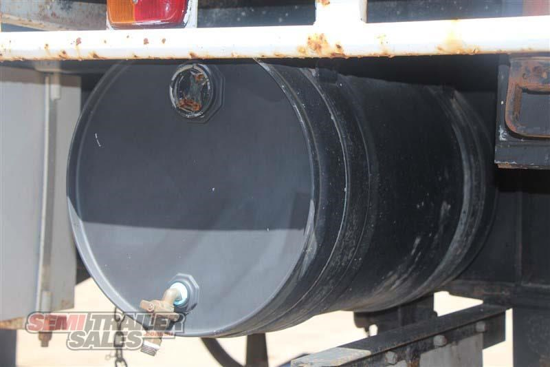 macol 27ft flat top semi trailer with pins 435688 016
