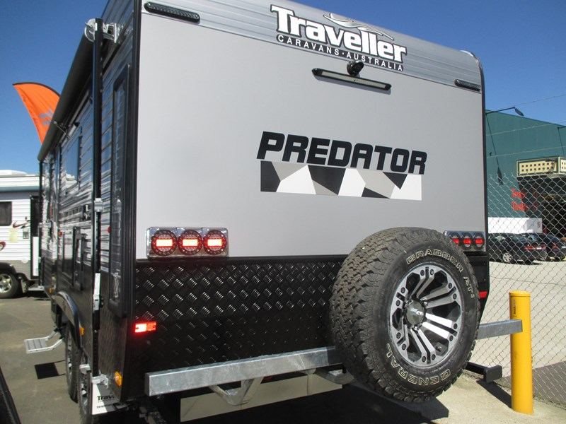 traveller 20' predator off road caravan...sold... 435878 002