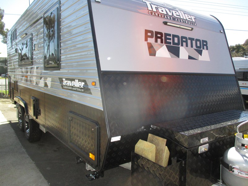 traveller 20' predator off road caravan...sold... 435878 003