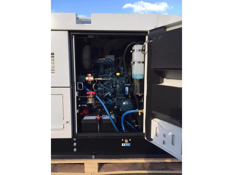 gogopower brand new dp15k5s-au kubota powered generator 15kva 433889 004