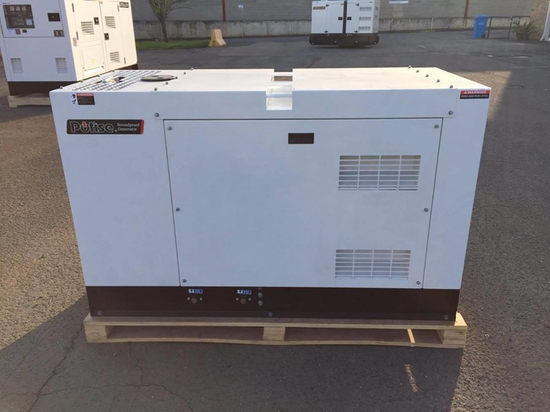 gogopower brand new dp15k5s-au kubota powered generator 15kva 433889 006