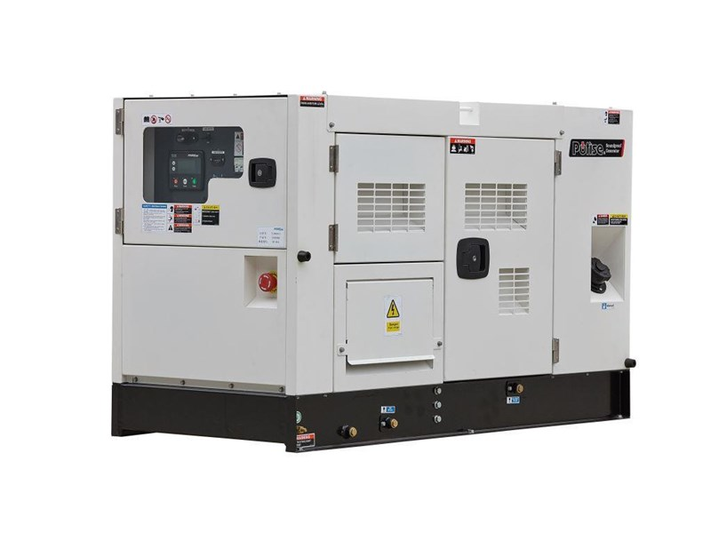 gogopower 15kva 3 phase dp15k5s-au kubota powered diesel generator 433889 002