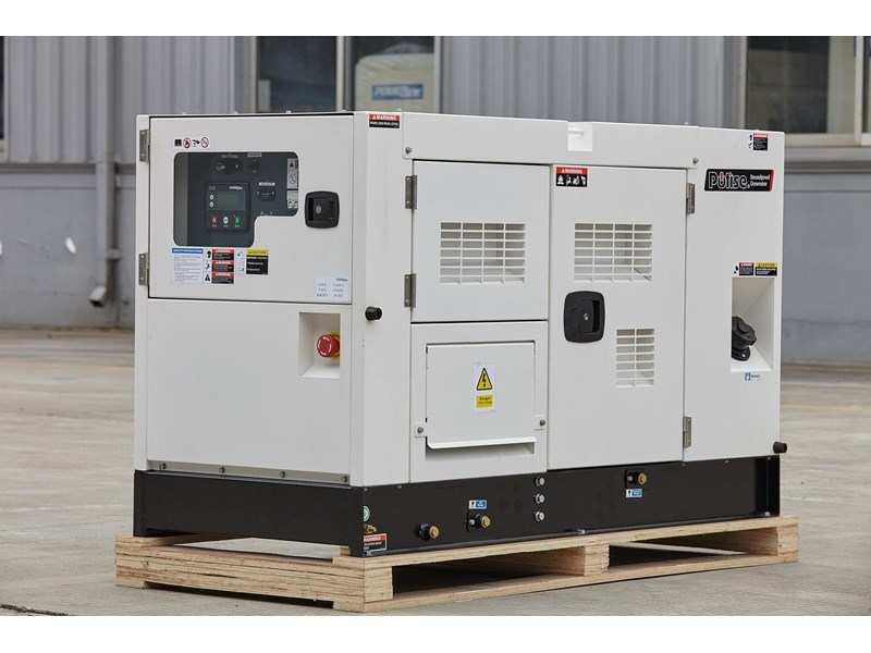 gogopower brand new dp15k5s-au kubota powered generator 15kva 433889 017