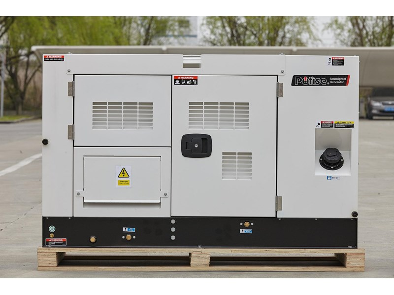 gogopower 15kva 3 phase dp15k5s-au kubota powered diesel generator 433889 018