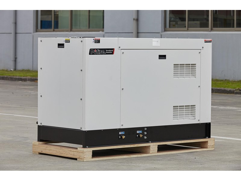 gogopower brand new dp15k5s-au kubota powered generator 15kva 433889 019