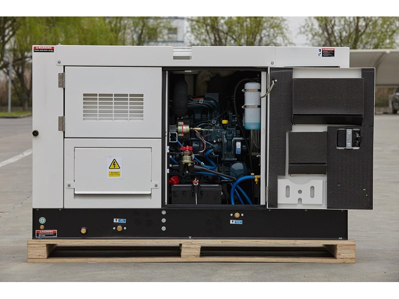 gogopower 15kva 3 phase dp15k5s-au kubota powered diesel generator 433889 022
