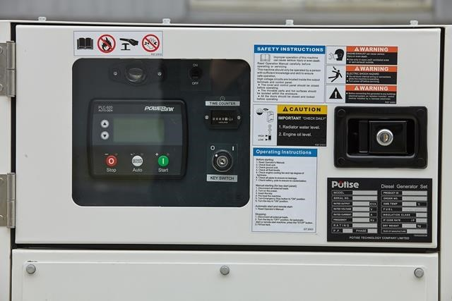 gogopower brand new sdp30k5s-au kubota powered generator 30kva 433911 003