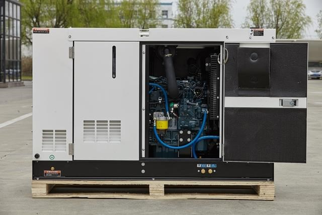 gogopower brand new sdp30k5s-au kubota powered generator 30kva 433911 013