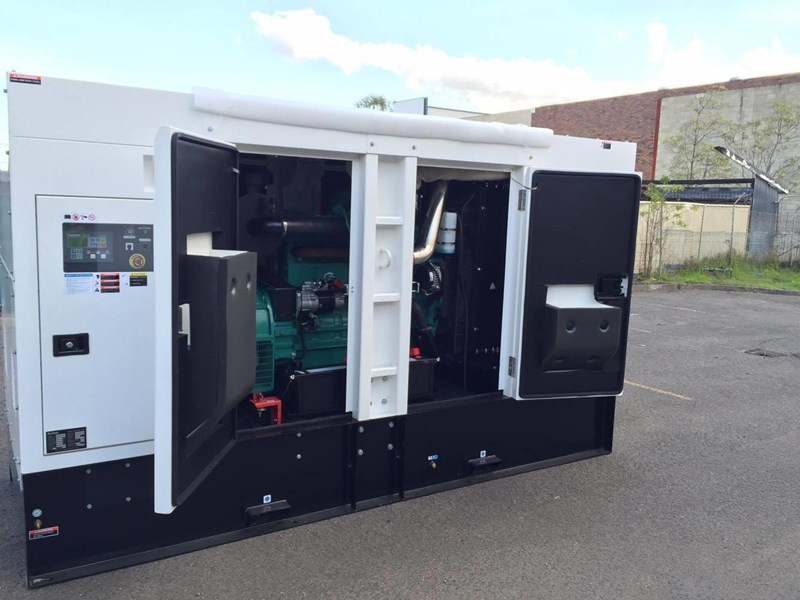 gogopower brand new ds250c5s-au cummins powered generator 250kva 435468 011