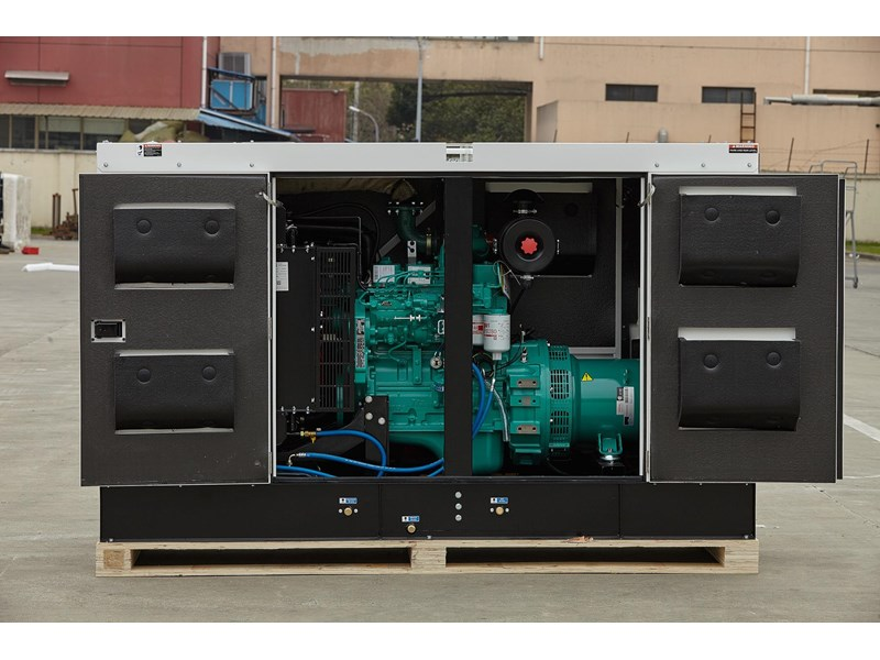 gogopower brand new ds45c5s cummins powered generator 45kva 433900 013