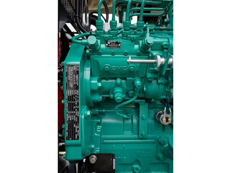 gogopower brand new ds45c5s cummins powered generator 45kva 433900 021