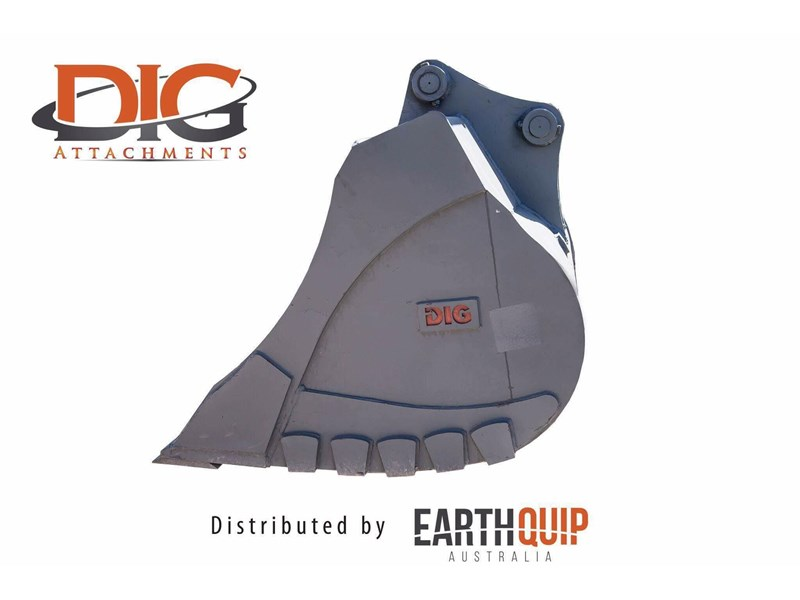 dig attachments 1800mm mud bucket fitted w/boe to suit 20-25t excavators 436567 002