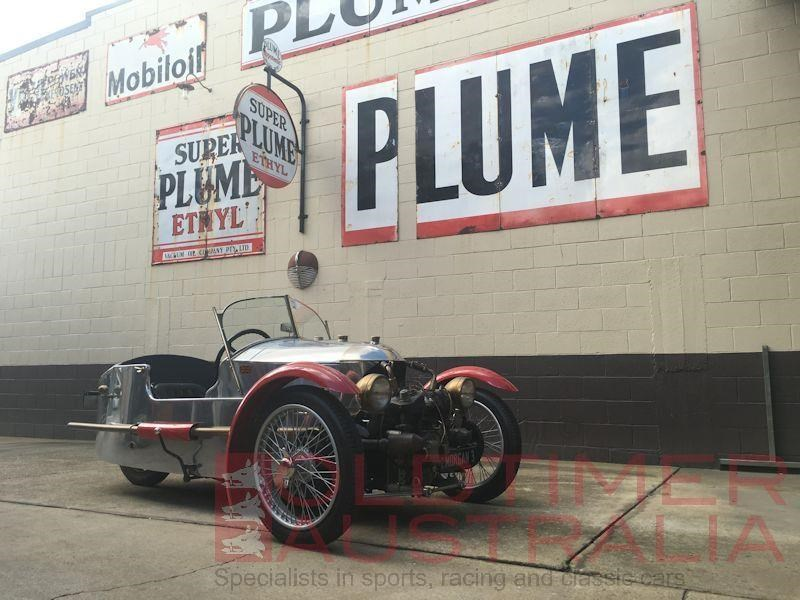 morgan three wheeler 436681 001