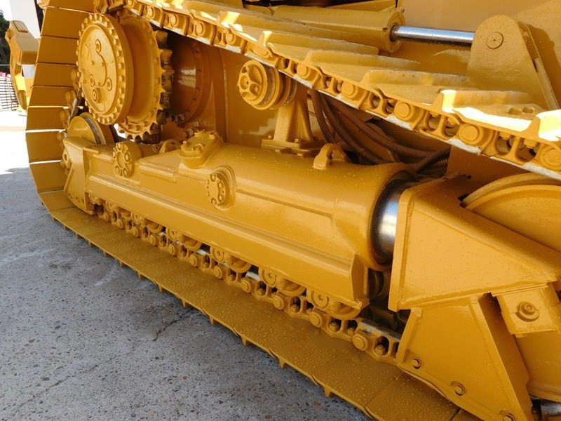 caterpillar #2217d cat d5 dozer d5n.xl bulldozer with ac cab & brush guard [low hours] [machdoz] 436684 017