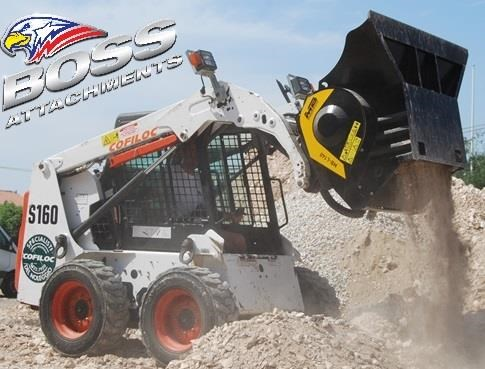mb l-140 skid/loader crusher bucket by boss attachments 347350 009