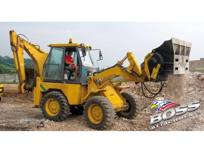 mb l-140 skid/loader crusher bucket by boss attachments 347350 014