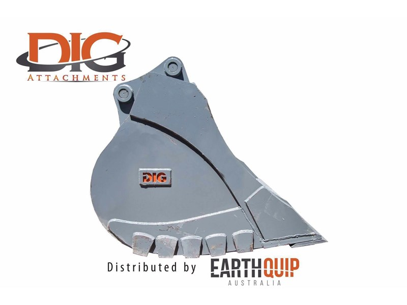 dig attachments 1550mm mud bucket fitted w/boe to suit 12-14t excavators hd 436566 002