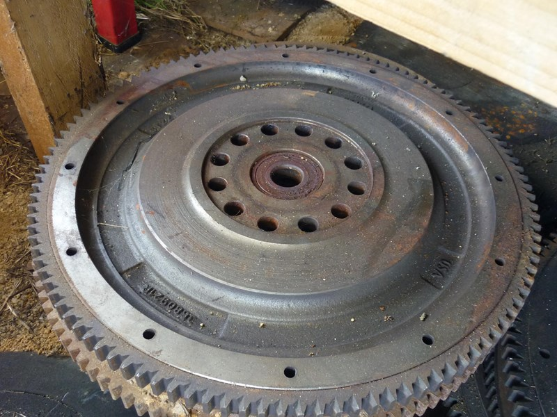 cummins cummins isx flywheel 120023 001