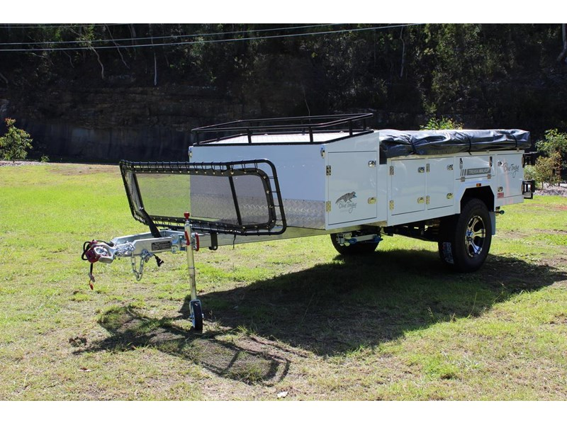 blue tongue camper trailers off road walk up camper trailer 437450 002