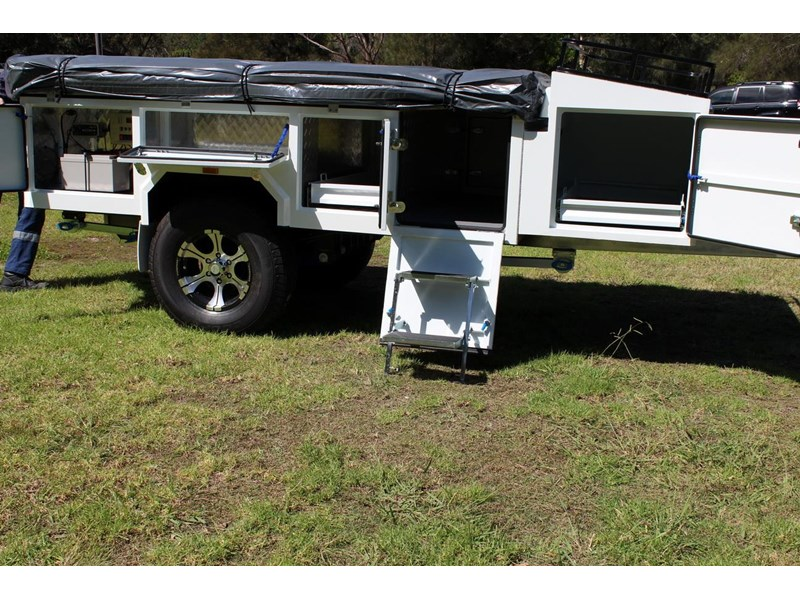 blue tongue camper trailers off road walk up camper trailer 437450 008