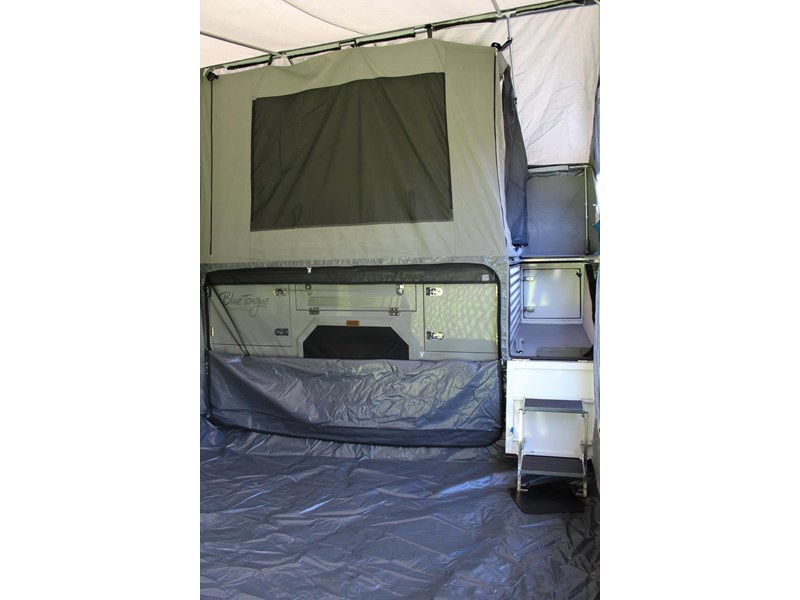blue tongue camper trailers off road walk up camper trailer 437450 020