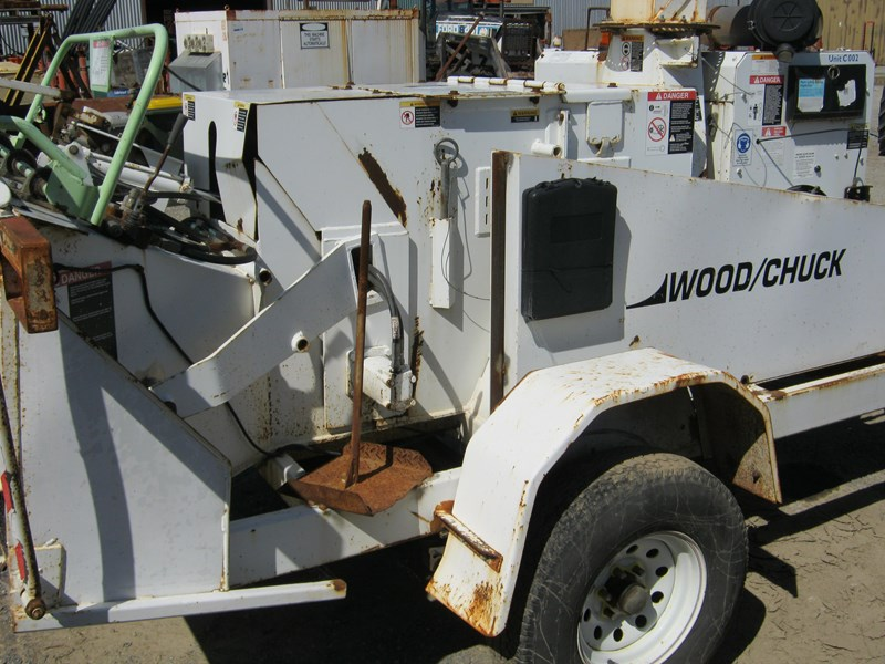 wood chipper woodchuck 410491 010