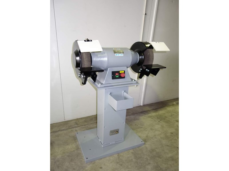"eximus taiwanese 12"" pedestal grinder 240v with stand 437801 002"