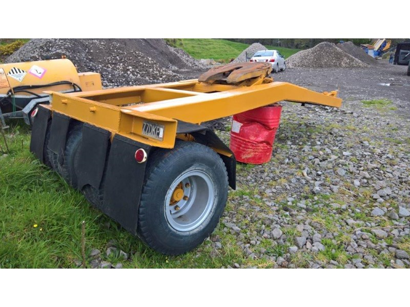 trt 3 rows 4 widner transporter trailer plus 1 row eight dolly 438073 005