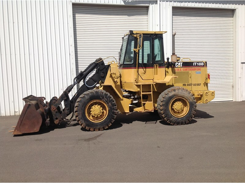 caterpillar it18b 436469 001