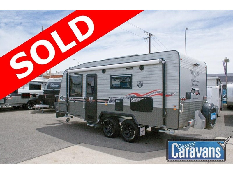 jb caravans dirt roader 19' 358048 001