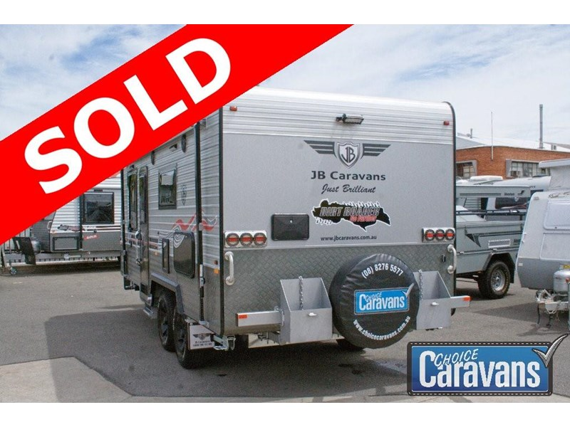 jb caravans dirt roader 19' 358048 004