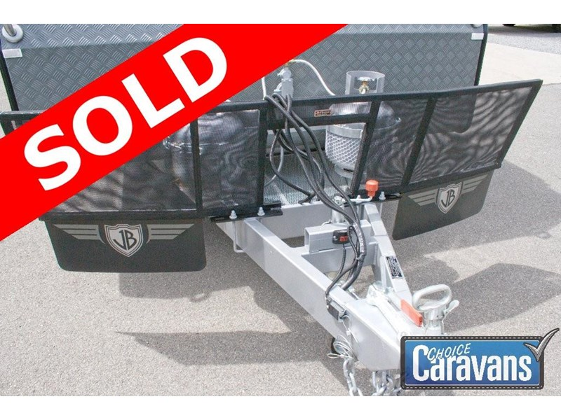 jb caravans dirt roader 19' 358048 007