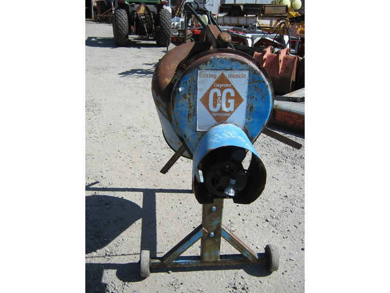 custom cement mixer 439230 002