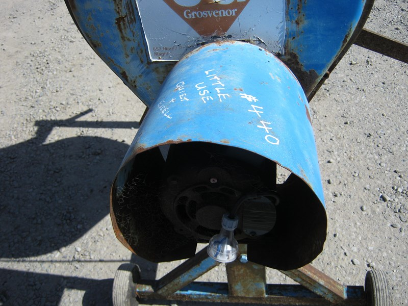 custom cement mixer 439230 003