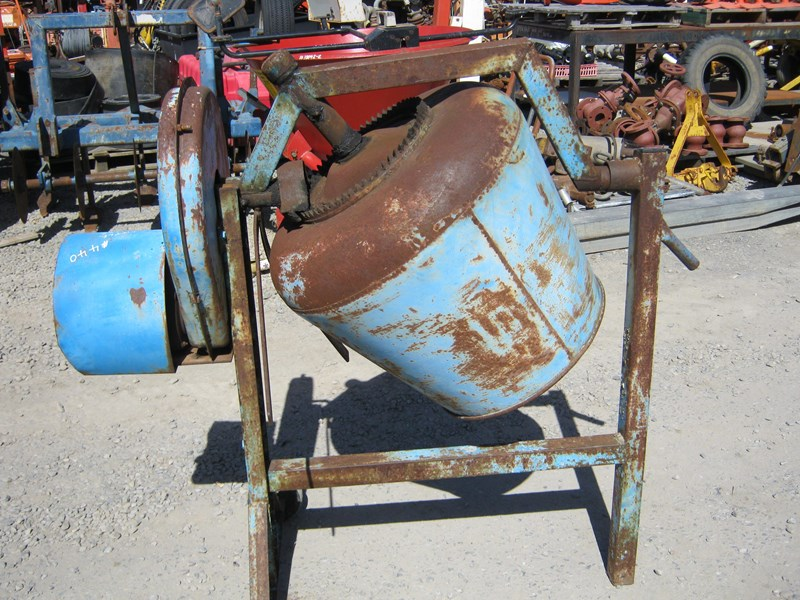 custom cement mixer 439230 001