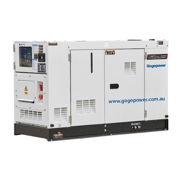 gogopower brand new dp10k5s-au kubota powered generator 10kva 433904 016