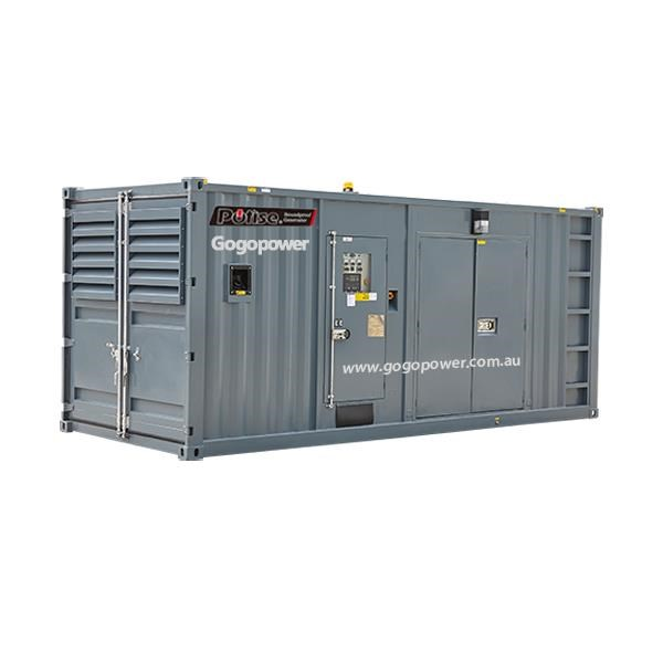 gogopower brand newdp800c5s-au cummins powered generator 800kva 433944 002
