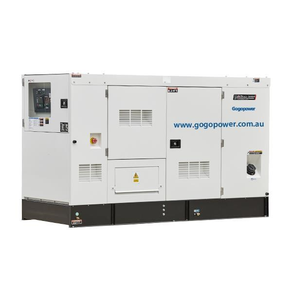gogopower brand new ds45c5s cummins powered generator 45kva 433900 002