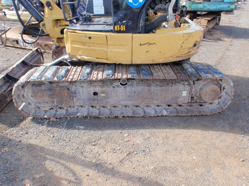caterpillar 305d cr 435068 020
