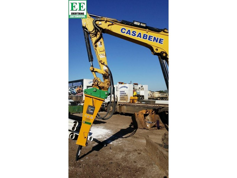 indeco hp200 whisper rock breaker from everything earthmoving 356955 014