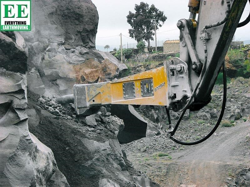indeco hp200 whisper rock breaker from everything earthmoving 356955 004
