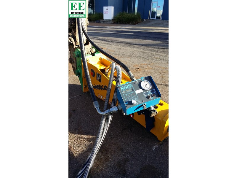 indeco indeco hp150 rock breaker for mini excavators up to 2.5 tonnes 429945 018