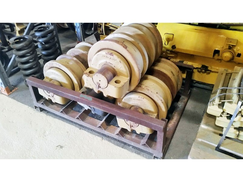 KOMATSU D575A TRACK ROLLERS **NEW GENUINE** for sale