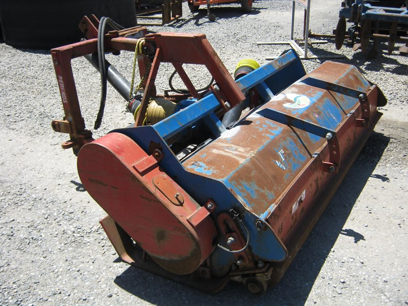 BERENDS 6' FLAIL MOWER WRIGHTS TRACTORS PHONE 08 8323 8795 for sale